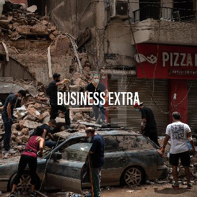 What it will take to rebuild a shattered Beirut