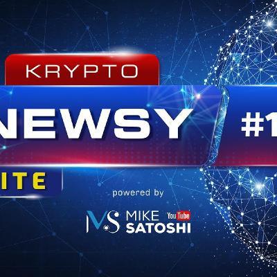 Krypto Newsy Lite #111  07.11.2020   Bitcoin osiągnął ATH do PLN! Ethereum przebiło 500 USD! Szef SEC nazywa BTC Store of Value!!