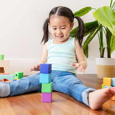 How to Build Your Toddler's STEM Skills at Home
