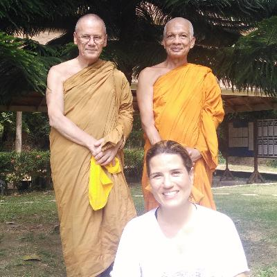 Meet T. Dhammavidu - one of the most respected foreign monks in Thailand