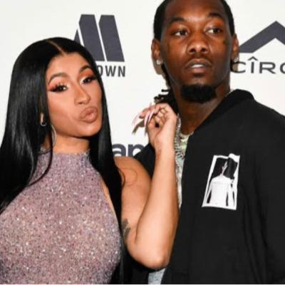 is Cardi really Offset