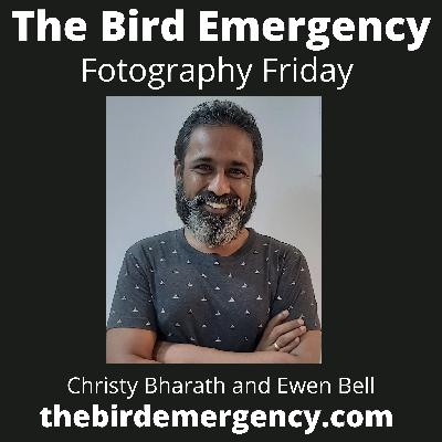 043 Fotography Friday with Christy Bharath in India and Ewen Bell