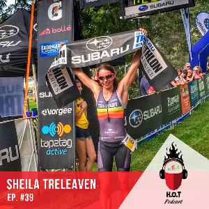 Ep. #39: Sheila Treleaven | Always Take Time For Yourself Regardless of Age & Responsibilities