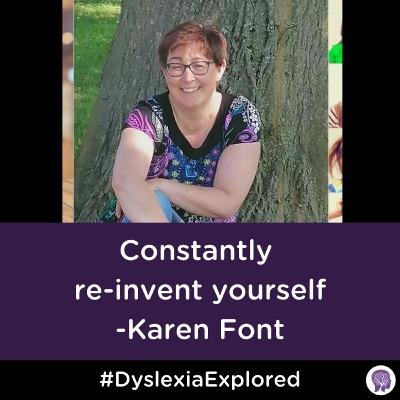 #102 Constantly Reinventing Yourself With Karen Font