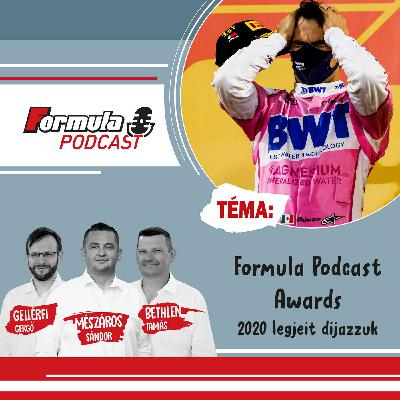 S02EP02 - Formula Podcast Awards