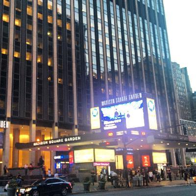 Las cuatro vidas del Madison Square Garden
