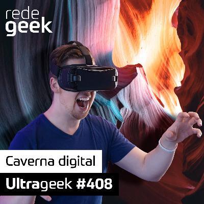 Ultrageek – Caverna digital