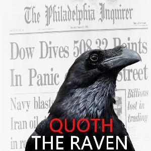Quoth the Raven #209 - Charlie Bathgate Talks Robinhood Daytraders And Magic Mushrooms