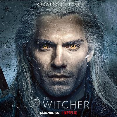 Netflix's The Witcher puts the saucy into sorcery!