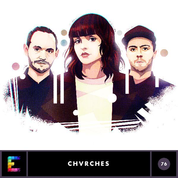 Reissue: CHVRCHES - Clearest Blue