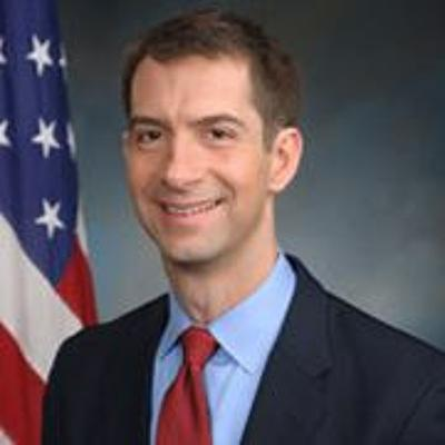 Senator Tom Cotton 8-9-20