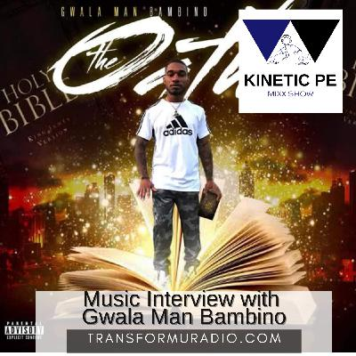 From Prison to Discovering Success with Music   Rapper Gwala Man Bambino