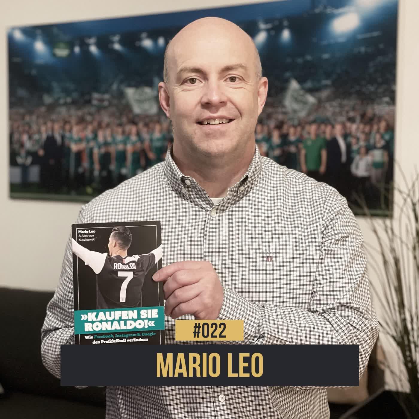 #022 Mario Leo: Deutschlands Experte für Social-Media-Stats