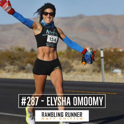 #287 - Elysha Omoomy: Positivity Personified