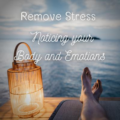 Remove Stress - Noticing your Body & Emotions (Sleep Meditation)