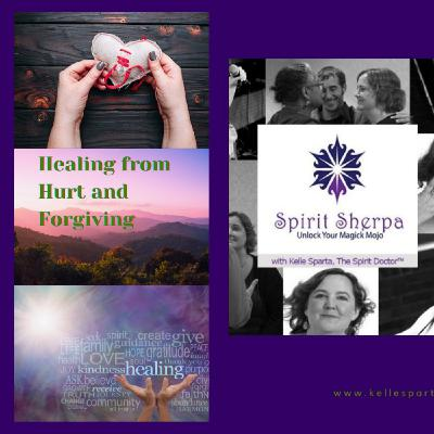 Healing from Hurt and Forgiving