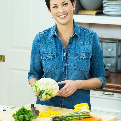 Episode 17: Where Delicious and Healthy Meet with Celebrity Ellie Krieger