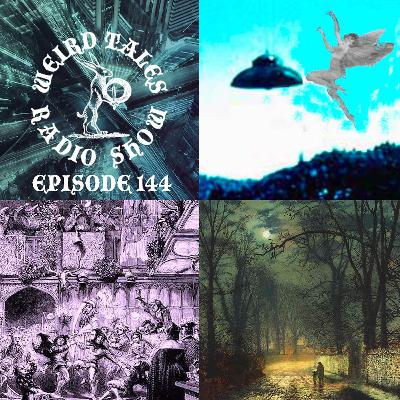 Episode 144: The Lords of Misrule, Aliens & the Fae, and a Seasonal Ghost Story