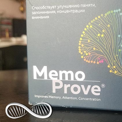 A Neuropeptide-Powered Nootropic - MEMOPROVE® Biohacker Review