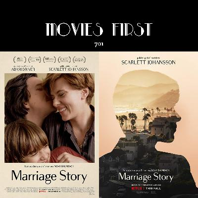 701: Marriage Story (Comedy, Drama, Romance) (the @MoviesFirst review)