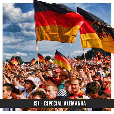 Doublecast 131 - Especial Alemanha