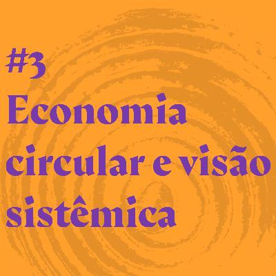 #3 Economia circular e visão sistêmica feat. Estevão Braga