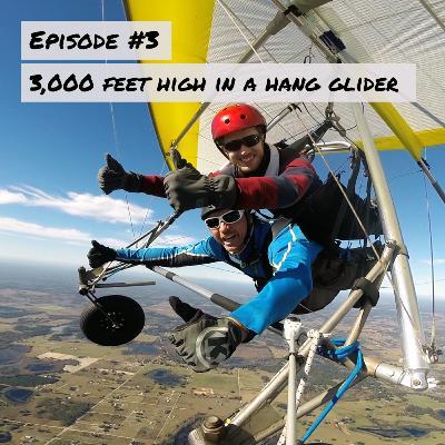 Day Trip: 3,000 Feet High in a Hang Glider