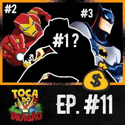 TDD EP#11 | Os Super Heróis Mais PODRES DE RICOS do UNIVERSO