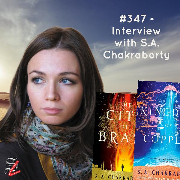 #347 - Interview with S.A. Chakraborty