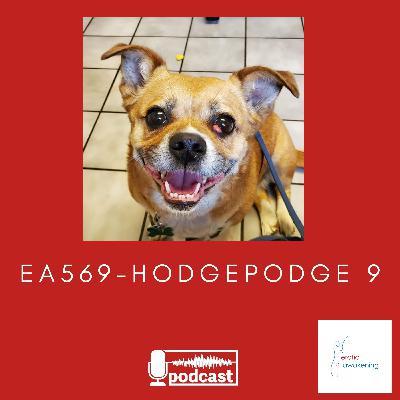 EA569 - Hodgepodge 9