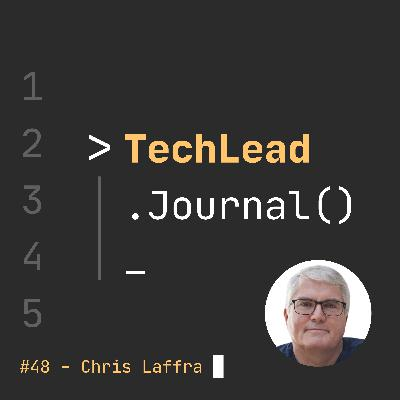 #48 - Communicate to Become a Happy & Productive Engineer - Chris Laffra