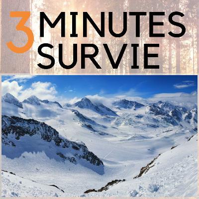 🏔️ Comment survivre à une avalanche