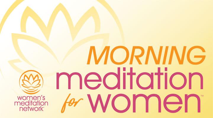 Morning Meditation for Women