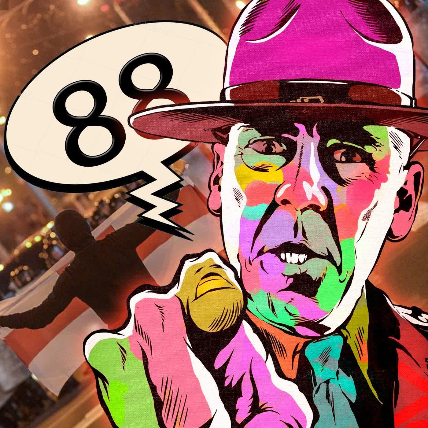 88 - Протесты в Беларуси, Точка невозврата, Лучший День Рождения #жывебеларусь