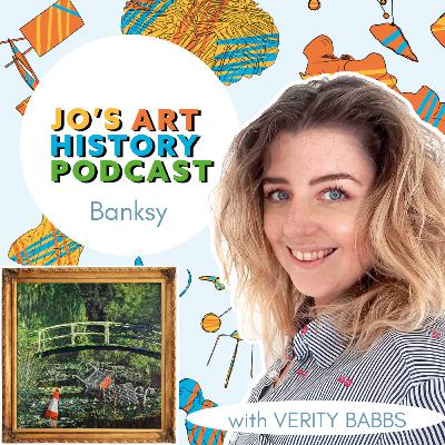 22. Banksy with Verity Babbs