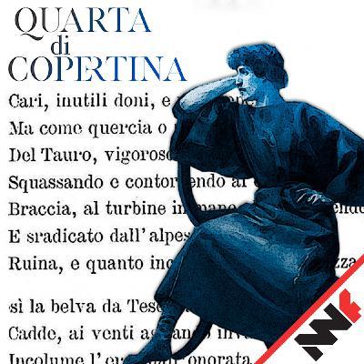 L'insolenza di Catullo – Quarta di Copertina