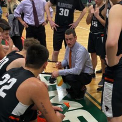 Cody Aker - Gladstone Boys Basketball