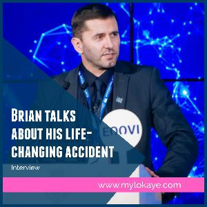 Interview: Brian talks about his life-changing accident