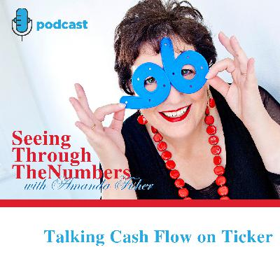 Talking Cash Flow on Ticker