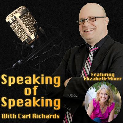 Planning, Pitching & Booking Speaking Gigs For Your BIG Project! With Special Guest Elizabeth Miner