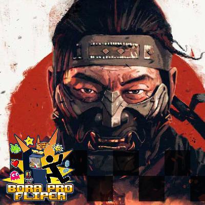 Bora Pro Fliper #33 – Ghost of Tsushima