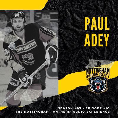 Paul Adey   Season #03: Episode #01