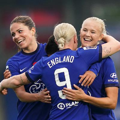 The Women's Football Show: Gillian Coultard, Pernille Harder and gender comparisons within the game.