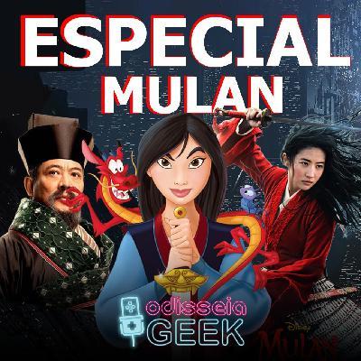 #32 Especial Mulan