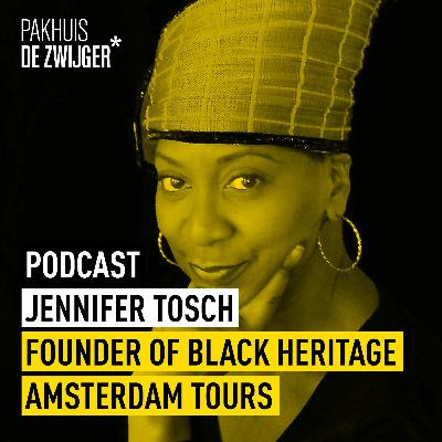 Jennifer Tosch on the importance of making Black Heritage visible