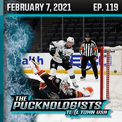Anaheim Split, Super Mario, Vlasic Trending Down - The Pucknologists 119