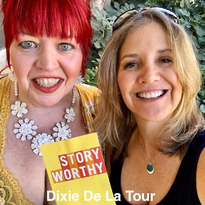 584 - Bawdy Storytelling with Producer/Host Dixie De La Tour