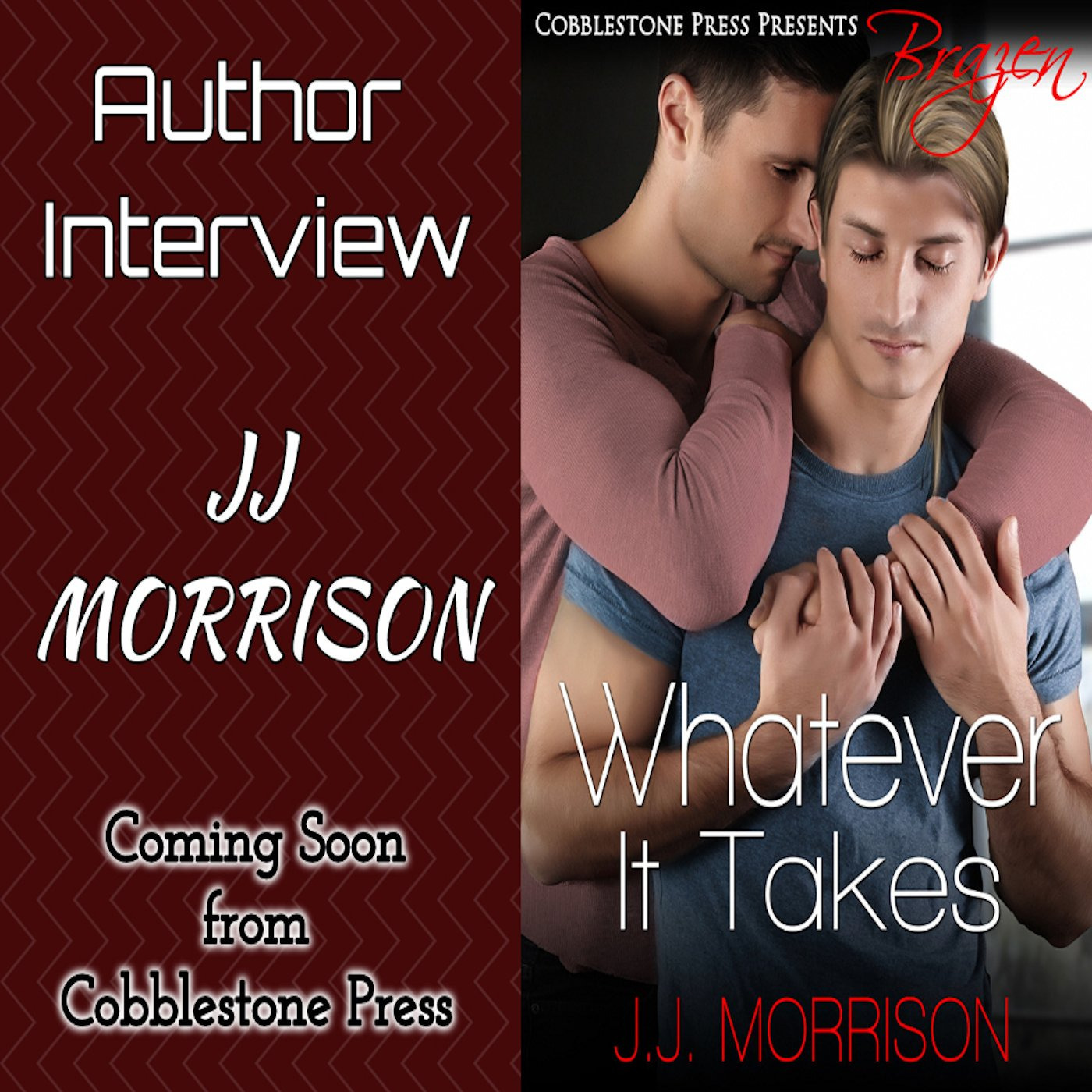 Author Interview- JJ Morrison