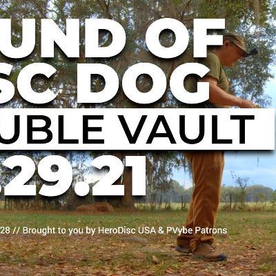 The Sound of DiscDog | Frontside Backside Vault