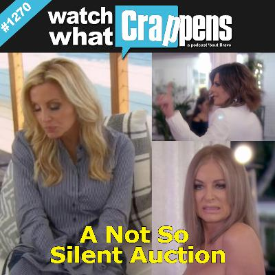 RHOBH: A Not So Silent Auction